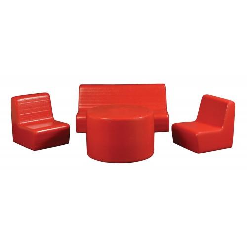 Set Muebles Guardería de Foam