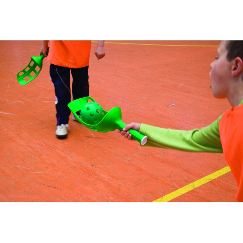 Scoopball.