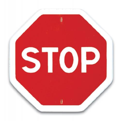 Señal de Tráfico - Stop