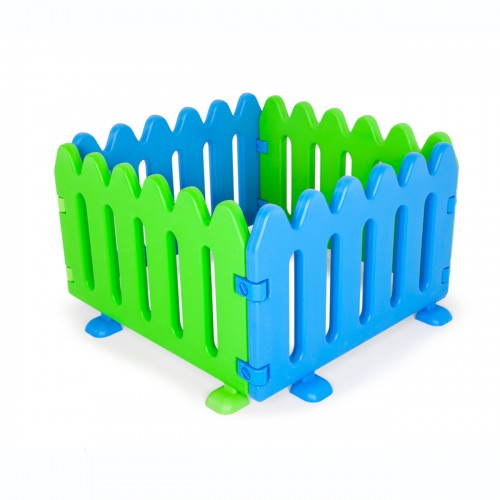 Nursery fence easy and fast folding