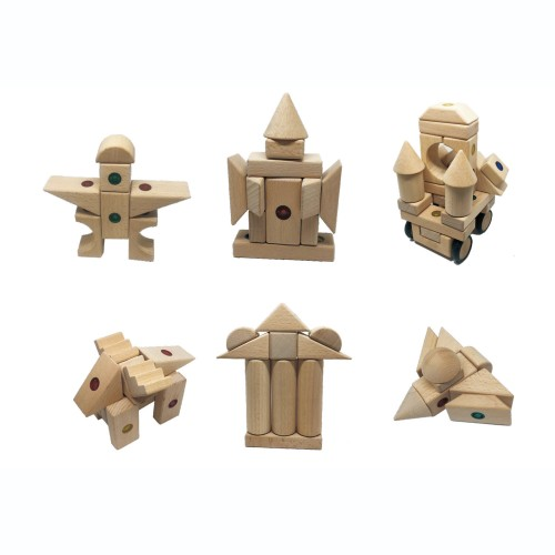 MAGCUBES Blocks building game