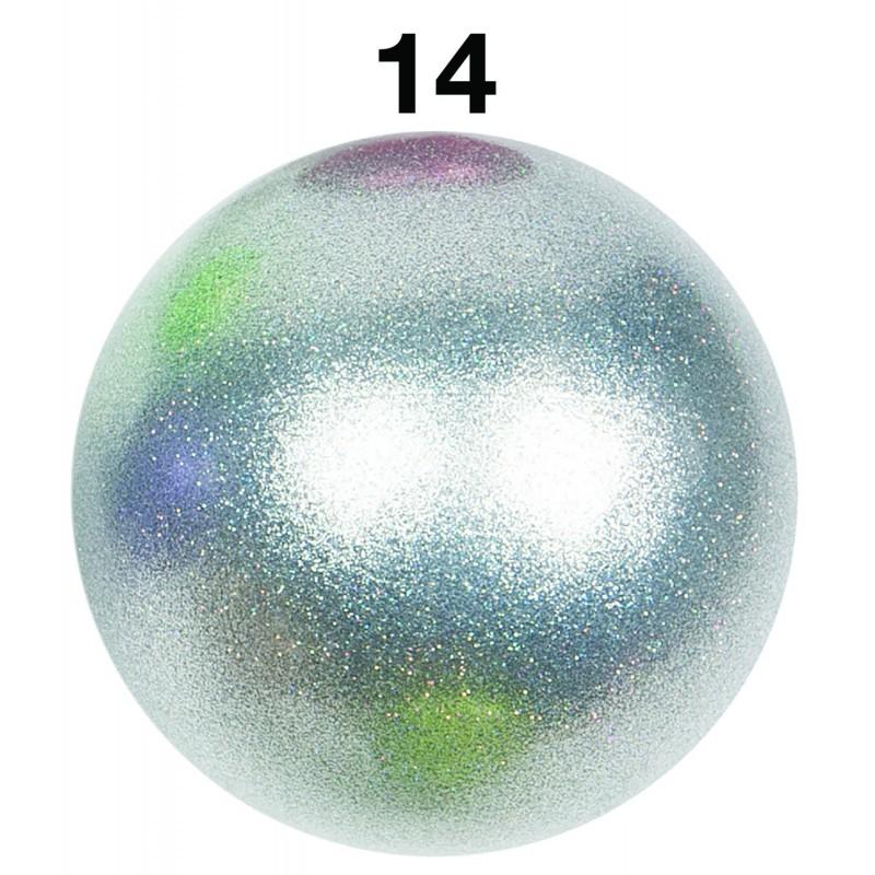 Rhythmic Gymnastic Ball Tecnocaucho® Glitter