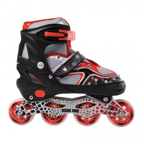 "Inline Skate ""San Diego Red"""