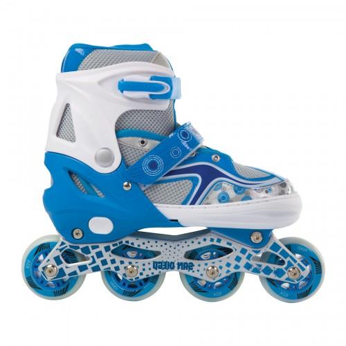"Inline Skate ""San Diego Blue"""