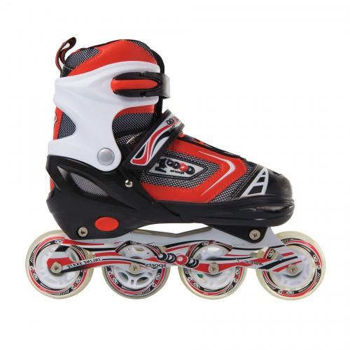 "Inline Skate ""KSM Red"""