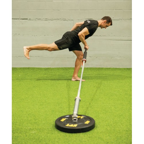 Ball handle for Core Trainer and Total Core