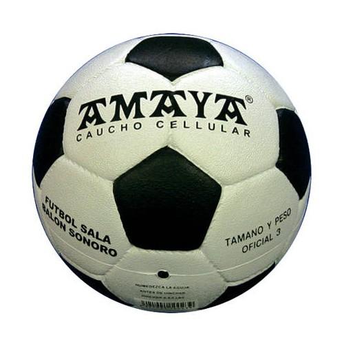 Pelota Sonora Futbol Sala Caucho Celular Nº3 58cm