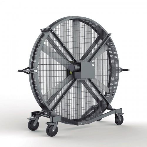 """Ventilador de suelo para gimnasio """"Big Fan"""""""