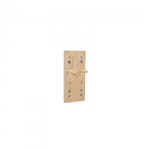 Peg Board laminated wood
