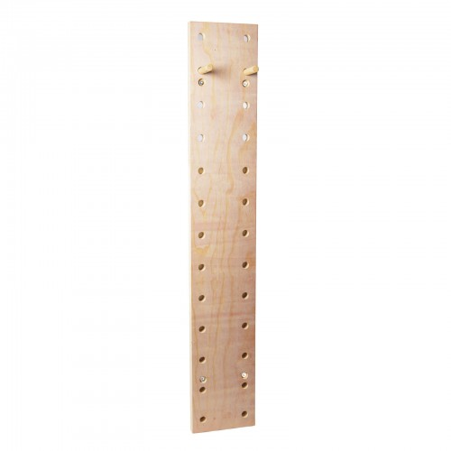 Peg Board laminated wood