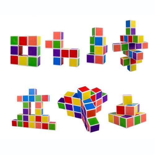 Magnetic Cubes 64pcs