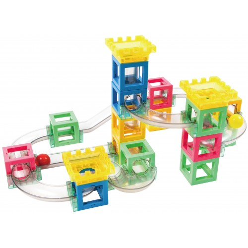 Magnetic Building Tunel