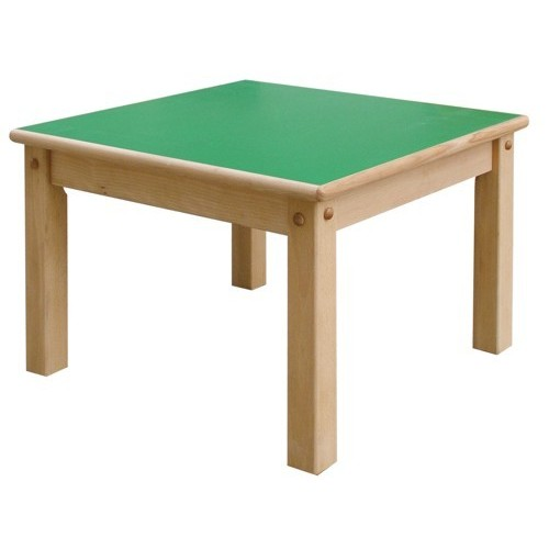 Mesa de Madera - Modelo 1 Cuadrada