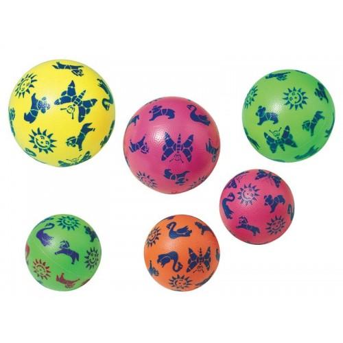 Rugged Printed Ball Diam.