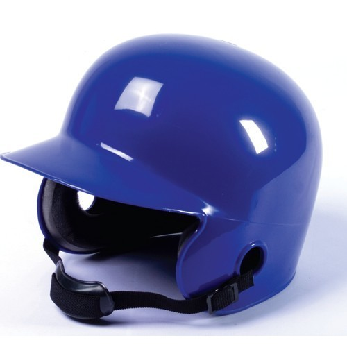 Casco De Bateador De PVC