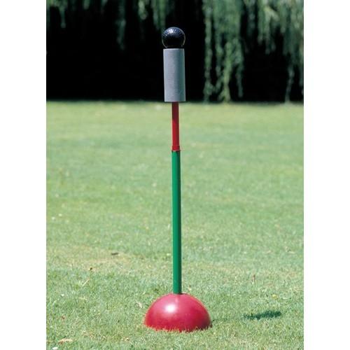 Baseball Support 75 To 125 Cm. Solid Base 3 Kg.