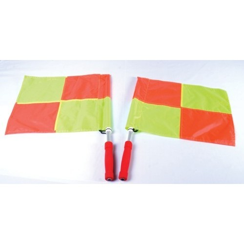 Linier Pro Flags. Set Of 2 Units.