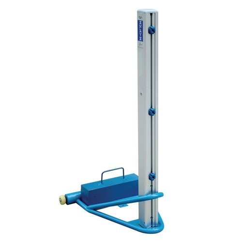 Tennis/Paddle Posts.Competition. Transportable. Square.