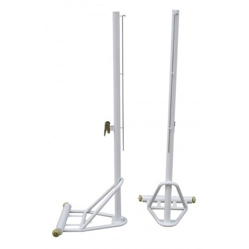 Badminton Posts. Transportable