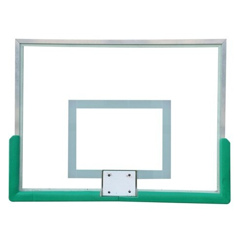 Tempered Glass Basket Backboard.