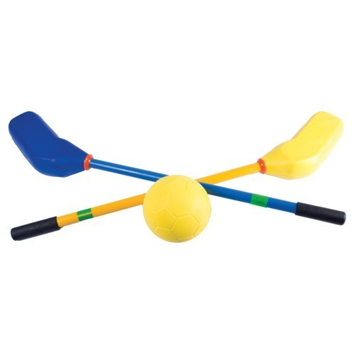 Set Hockey Foam 12 Mazas + Pelota