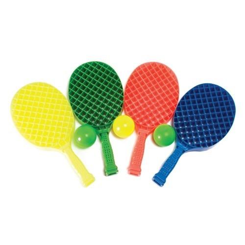 Beach Paddle Racket Set