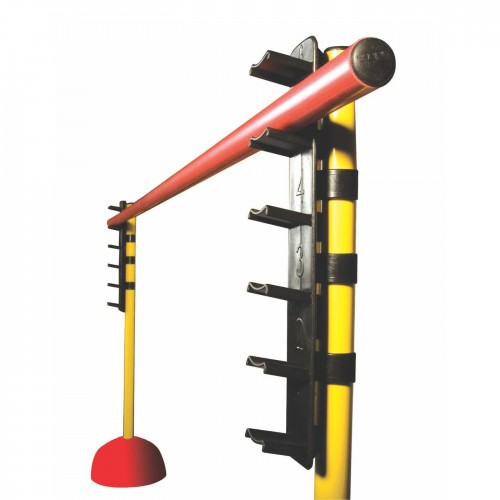 Piece For Sticks High Adjustable.