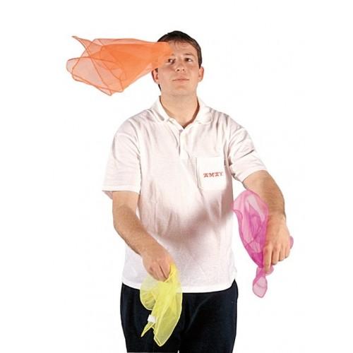 Juggling Scarfs