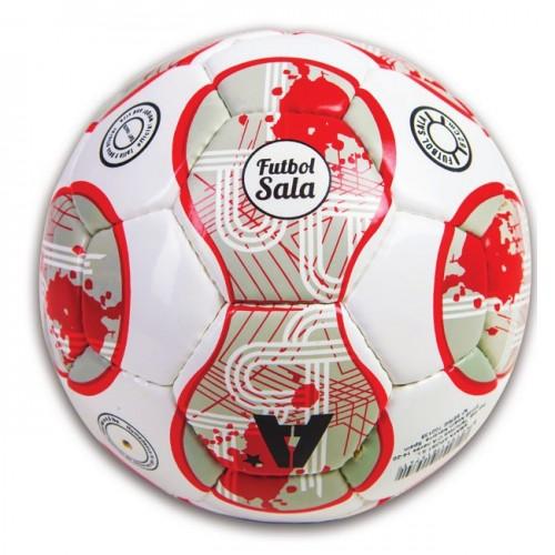 "Balón fútbol sala Cuero ""soft touch"" bb40acc1cb61b"