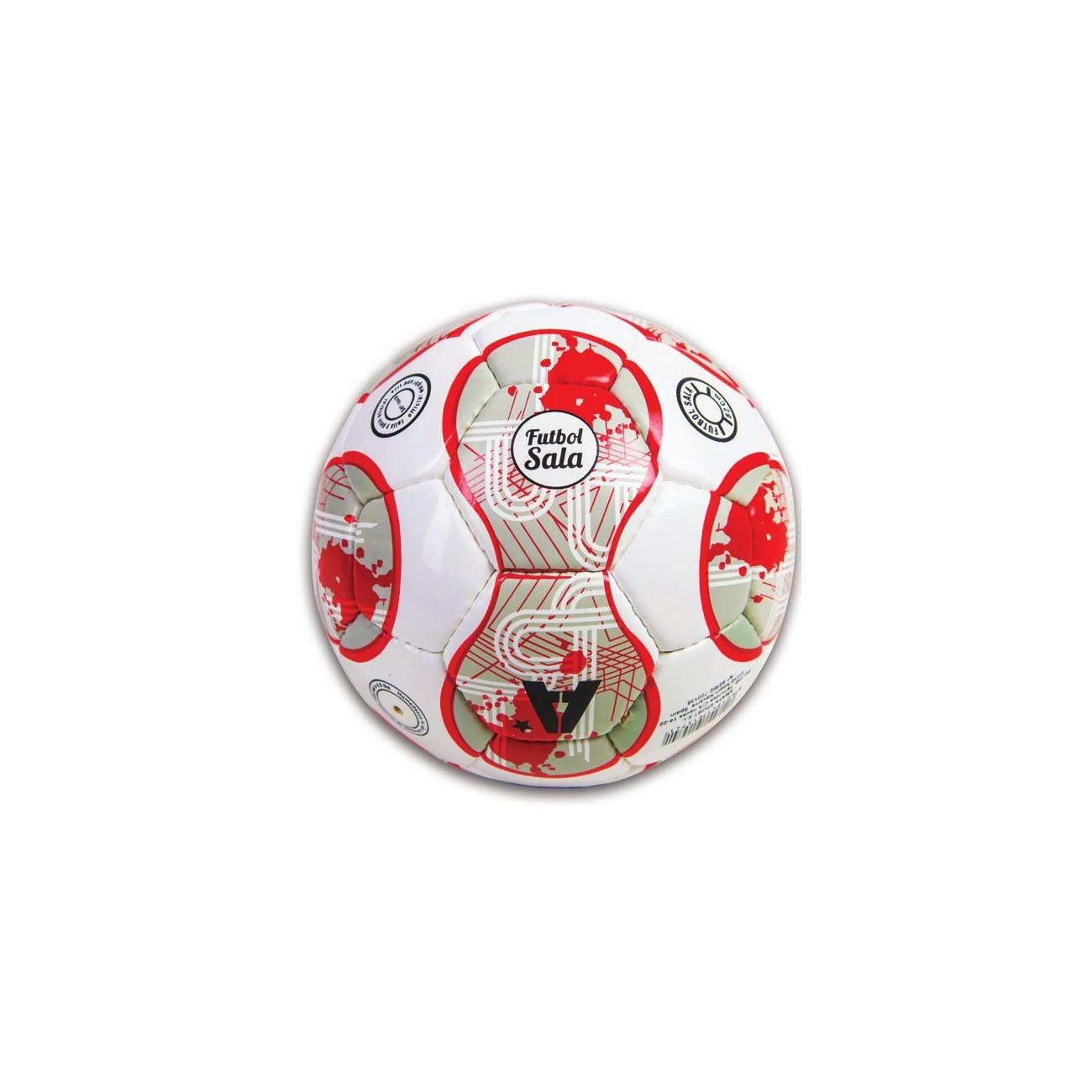 "Balón fútbol sala Cuero ""soft touch"" - AmayaSport 4a5382eba3e96"
