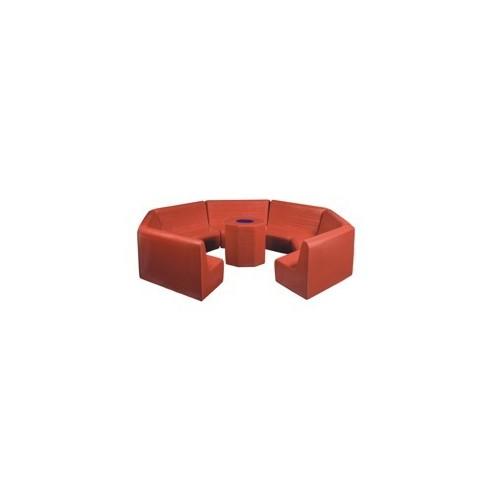 Round Kiddy Furniture Set