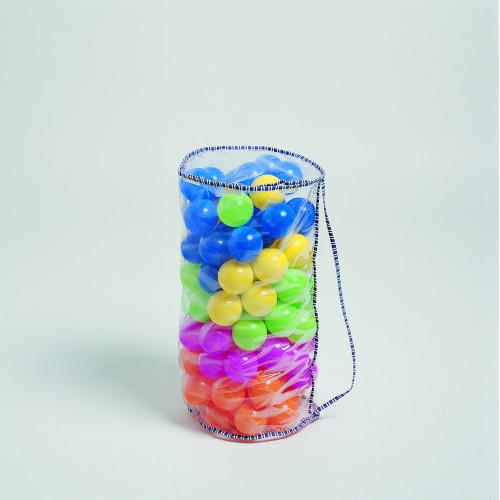 Sensorial Pool Ball - Assorted Colours Bag with 85 pcs